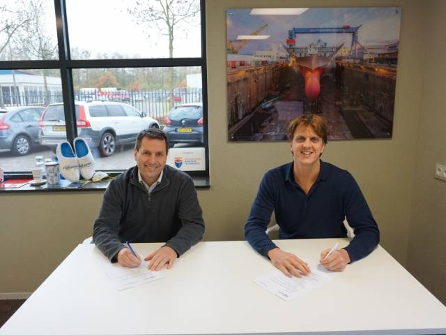 Philly Shipyards expands cooperation with Floorganise