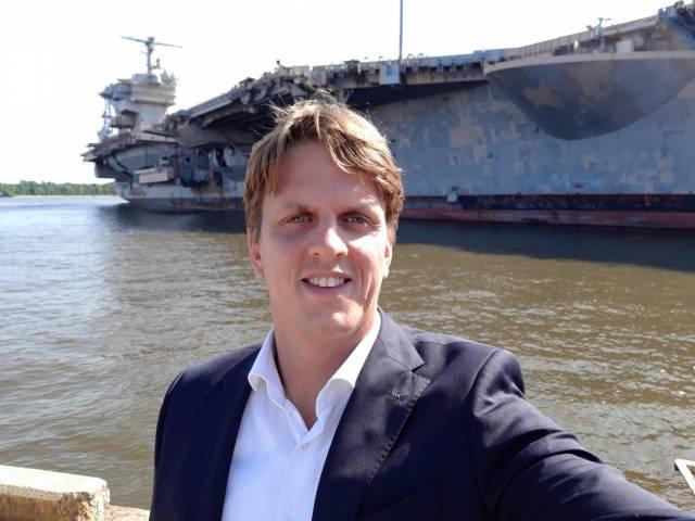 Air Carrier USS John F. Kennedy