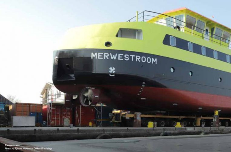 In Depth: Dutch Shipyards Are Looking to the Future